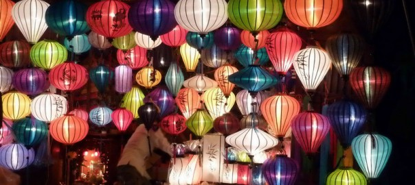 31Lampions in Hoi An