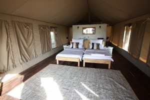 Mara River Camp Zelt